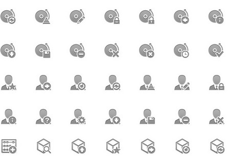 The Most Complete Android Style Icon Set: 15000 Icons