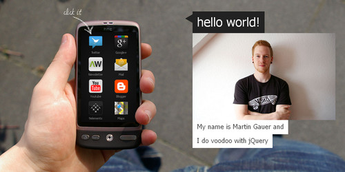 Attackemart - Martin Gauer, Web Developer