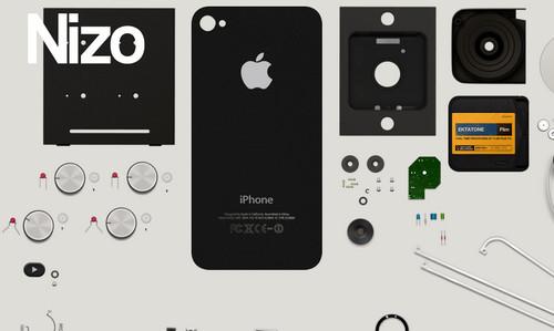 NizoApp - iPhone Application