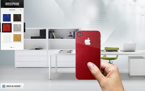 iDressphone - Exclusive iPhone4 skins