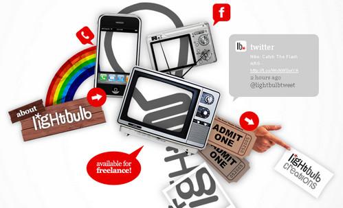 LightBulbCreative - Digital Design in Manchester