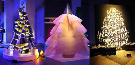 Designer Christmas trees