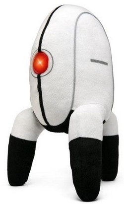 Portal 2 Portal Turret Plush Toy