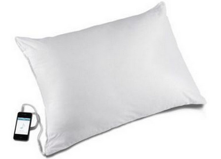 The Personal Speaker Pillow