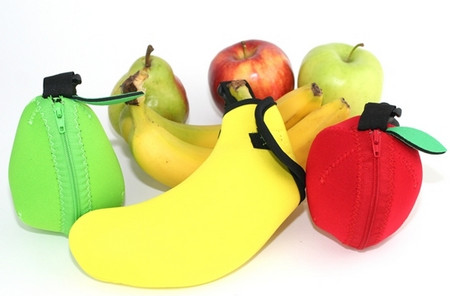 Fruit Jacket - Apple, Banana and Pear Trio