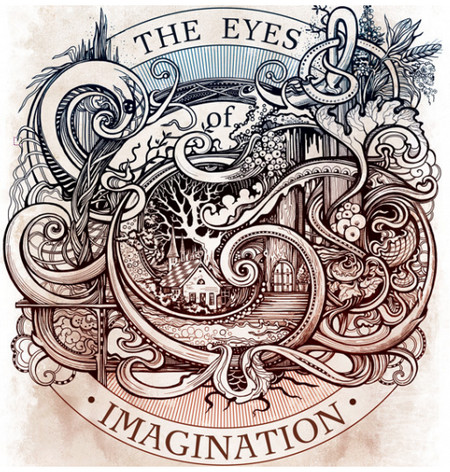 The Eyes of Imagination Calendar
