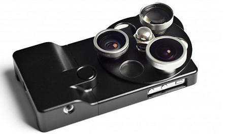Lens Dial: Professional Photography Accessory For Your iPhone 4S