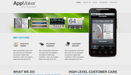AppMaker Home Page