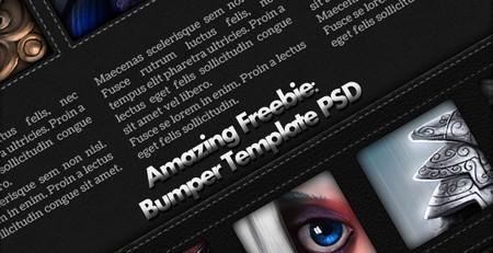 Bumper Fashion Web Template