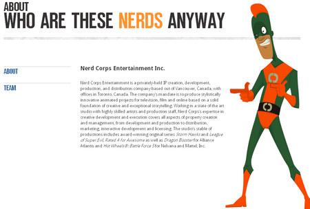 Nerd Corps