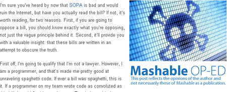 Why SOPA Is Dangerous