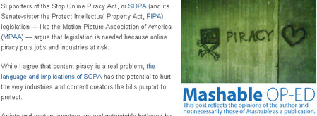 Why SOPA and PIPA Won't Stop Real Piracy