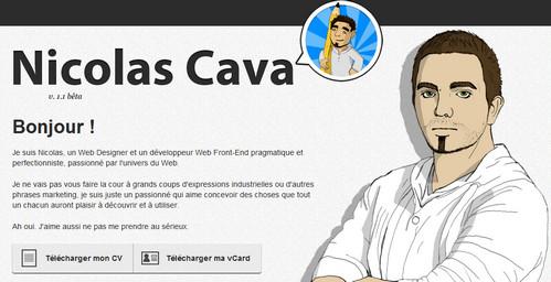 Nicolas Cava