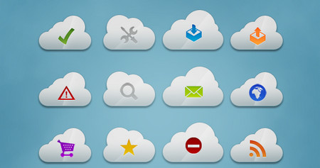 Clouds Icon Pack
