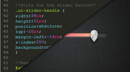 Coded Slider