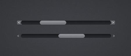 Simple Scrollbars