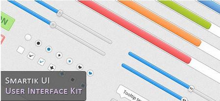 Smartik UI kit