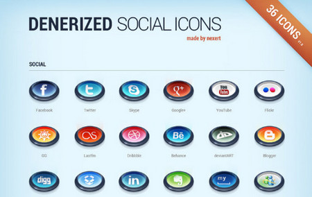 Denerized Icons v1.0