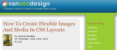 How To Create Flexible Images And Media In CSS Layouts