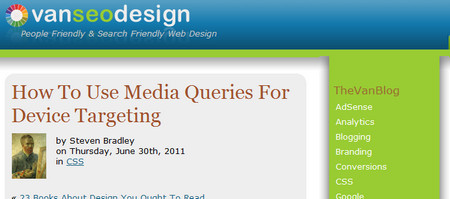 How To Use Media Queries For Device Targeting