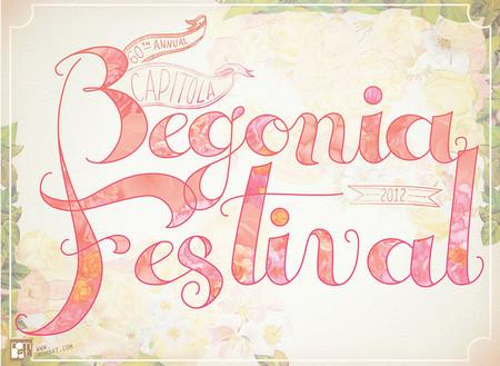 Capitola Begonia Festival