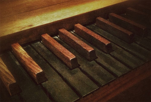 Organ Keyboard