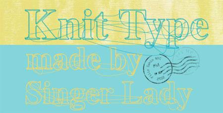 Knit type