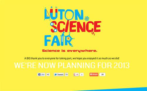 Luton Science Fair