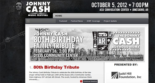 Johnny Cash Music Fest