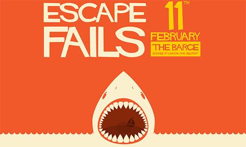 Escape Fails 2011