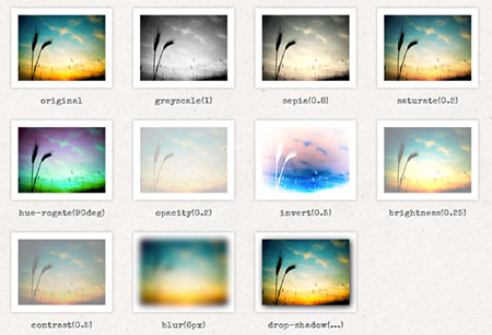 Endless Possibilities with Photo Filters in CSS