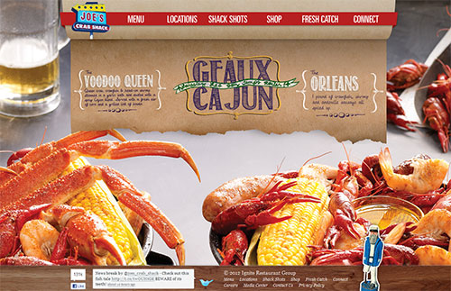 Joe`s Crab Shack