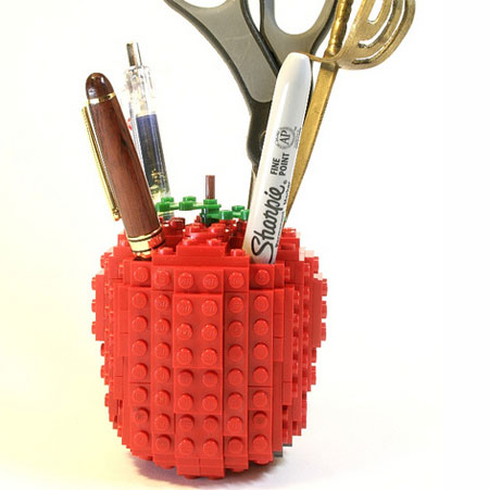 Lego Apple Pencil Holder
