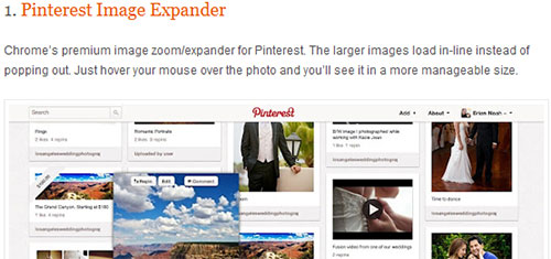 5 Chrome Extensions That Improve Pinterest