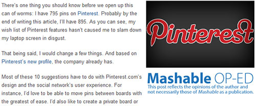 10 Features Missing From Pinterest