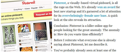 Why Every Website Wants To Be Pinterest