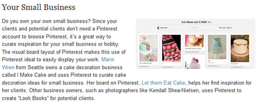 Four Unique Ways to Use Pinterest