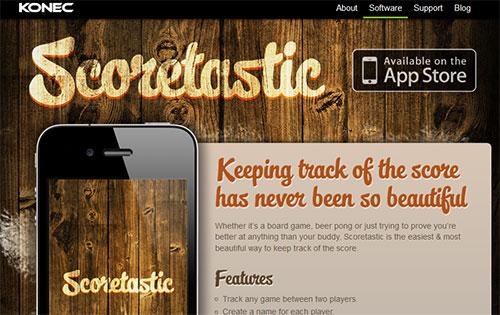 Scoretastic