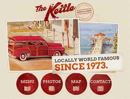 The Kettle Restaurant