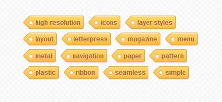 Tagtastic Tag Cloud with CSS Transformations