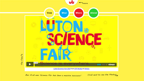 Luton Science Fair
