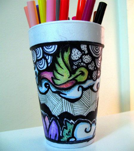 Sharpie Cup 1