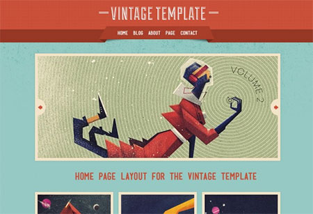 Vintage Home Page