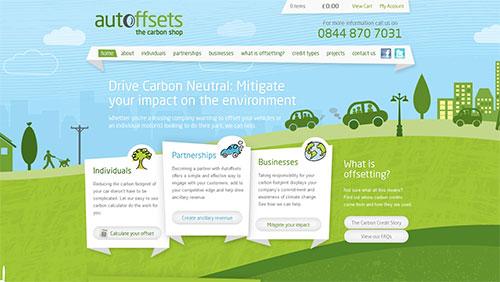 Autoffsets - the carbon shop