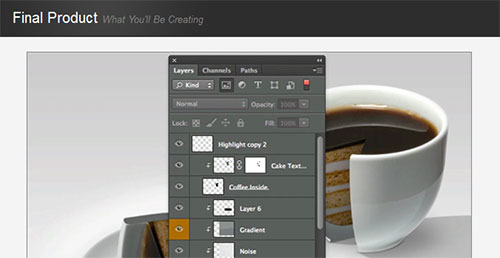 Manage Your Layers More Efficiently With Photoshop CS6