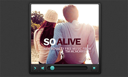 Create a Customized HTML5 Audio Player