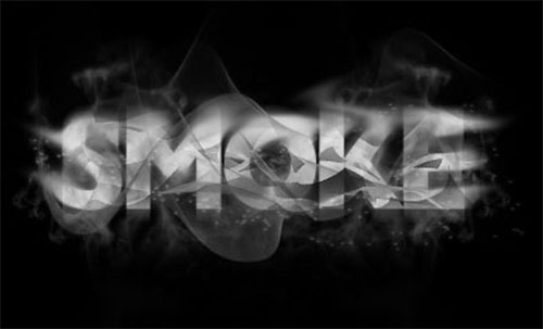 Create a Smoke Text Effect