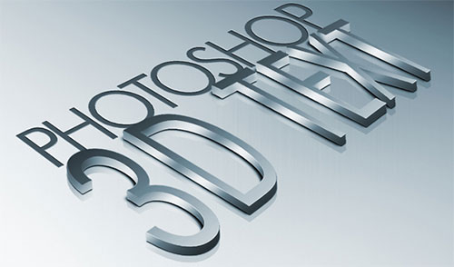 How to Create High Quality Metal 3D Text
