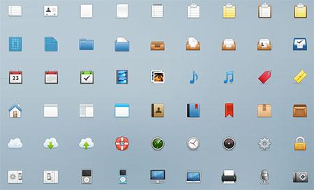 Freshy icons