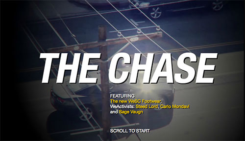 The Chase - Footwear